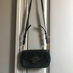 Authentic Tory Burch amanda crossbody purse